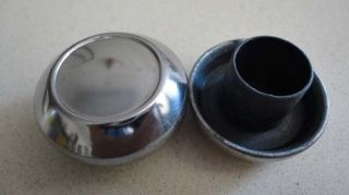 You are bidding on a set of (2) Stainless Steel plugs for front fork
