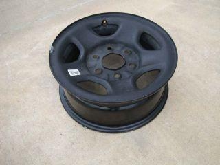 Avalanche Wheel 16 Black 6 Bolt 03 06 99 02 Yukon Tahoe 6x5 5