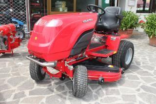 Counax Yanmar Diesel Ride on racor Mower Lawnmower