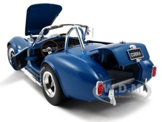 Brand new 118 scale diecast model of 1966 Shelby Cobra Super Snake