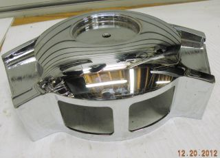 New Harley Forged Billet Air Cleaner Cover 29745 00A Twin Cam Softail