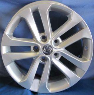 17 Nissan Juke 2012 Silver OE Wheels 4 Rims