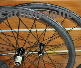 38mm Full Carbon Wheels 700c Carbon Clincher Wheels Wheelsets