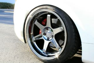 Hyundai Genesis Coupe Wheels Rims 19 Varrstoen Limited Edition Black