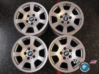 04 07 BMW 525 530 545 Factory 16 Wheels Rims 59469 6762000