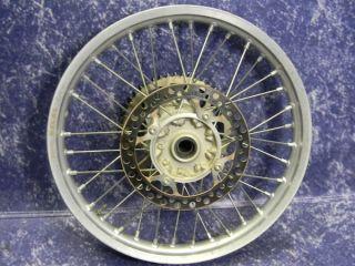 RMZ 250 450 RM Z250 RMZ250 Wheel Rim Excel Front Rear Suzuki Set
