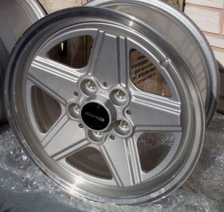 Mercedes W201 W124 ~ AMG PENTA WHEELS (set 4) NOS 190E 16 Valve EVO
