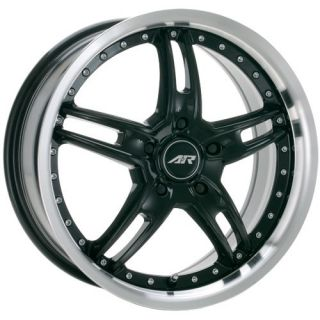 17 inch Wheels Rims Black Cadillac cts STS Pontiac Grand Prix Am