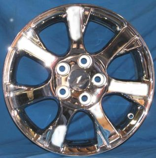 16 Toyota Camry 2006 OE Chrome Wheels 4 Rims