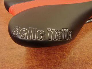 2012 Selle Italia x1 Road Pro SL Seat Saddle Black Red New