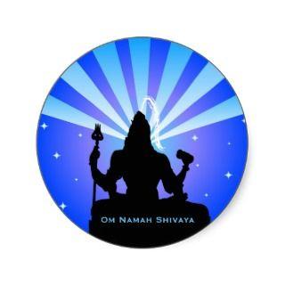Indian god Shiva   Sticker