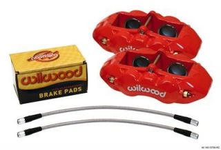 Front Brake Caliper Replacement Kit Wilwood 140 10789 R