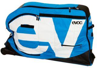 Rutland Cycles   BLUE EVOC BIKE TRAVEL BAG MOUNTAIN BIKE OR ROAD BIKE