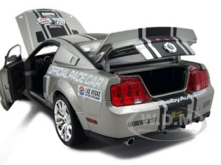 2009 Shelby GT500 Super Snake Pace Car 1 18 Diecast