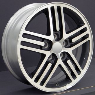17 Rims Fit Mitsubishi Eclipse Gunmetal Wheel 17x6 5