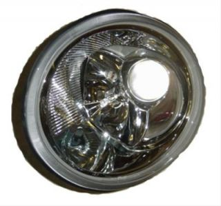 Sherman 9501 151 1 Headlight Assembly Left Volkswagen Beetle