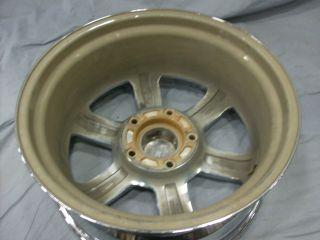 Used 20x9 5x150 5 150 Off Road Chrome Wheels Rims