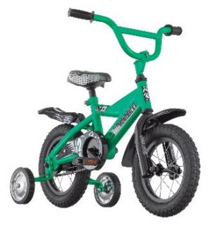Diamondback RM Boys Bike Green 12inch Wheel