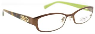 Coach HC 5007 Willow 9046 Satin Brown Womens Eyeglasses