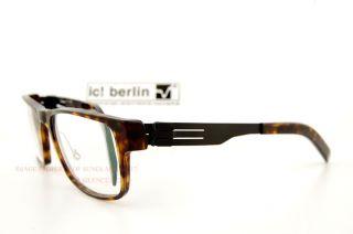 IC BERLIN Eyeglasses Frames Model Greg Color Pearl Unisex ...