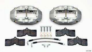 Wilwood Caliper Pad Line Kit Full 65 82 Corvette C3