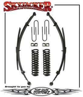 77 79 Ford F150 4x4 Skyjacker Lift Kit System New