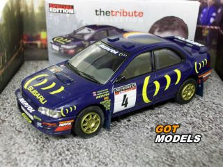 Subaru Impreza Turbo 1 43 Colin McRae British Rally 95