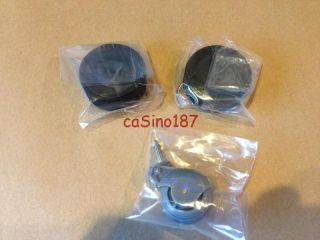 New Scooba Replacement Tire Tread Wheels Caster 340 350 5900 5800 380