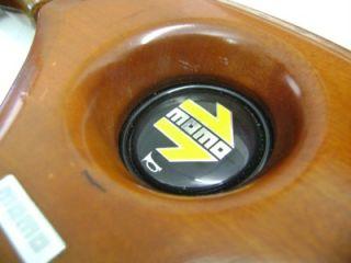 Momo Classic Wood Original Steering Wheel