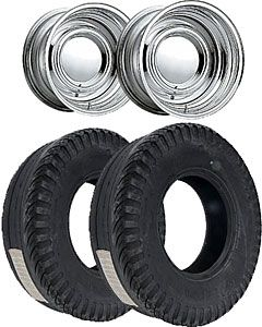 Cragar 313 5805K1 Vintage Tire Wheel Kit
