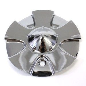 Ion Wheel Chrome Center Cap 531