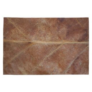 Brown Leaf Leaves Tree Towel