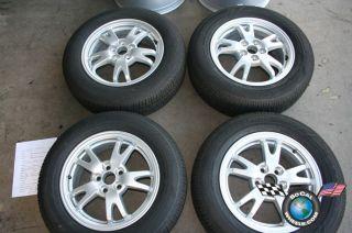 11 Toyota Prius Factory 15 Wheels Tires Rims 69567 4261147110