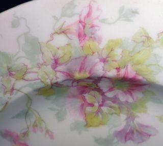 Theodore Haviland China Limoges France Floral Pattern 7 3 4D Salad