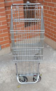 Harley Davidson Motorcycle AMF Shopping Cart and You Thought You Had