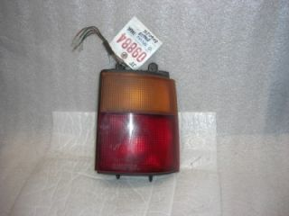 89 98 Mazda MPV Tail Light RH