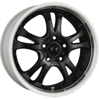 16 inch Wheels Rims Black Honda Accord Civic Nissan Maxima Altima