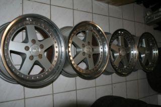 JDM Work Equip RS 17 inch Wheels 17x8 17x9 Nissan 300zx Toyota MR2