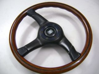 Nardi Z5 Wood Leather Original Steering Wheel