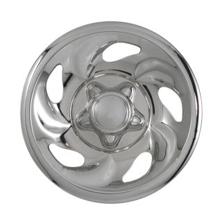 for FORD F150 Steel Wheels 1 Piece of 16 Inch Fit CHROME Rim Hub Cap