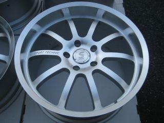 New 20 Sport Technic Forged Wheels Porsche 997 Carrera s 996 Turbo