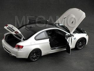 E92 M3 Coupe White Black Rim Carbon Roof 08736W