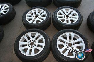 323 325 328 330 Factory 16 Wheels Tires OEM Rims 59580 Run Flats 59580