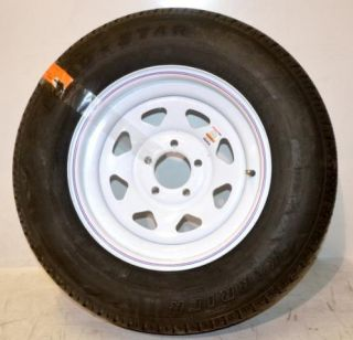 Load Star st205 75D15 K550 Trailer Wheel Rim Tire
