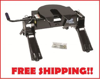 15K Fifth 5th Wheel Trailer Tow Hitch Draw Tite Pro
