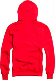 Fox Racing Girls Whisper Pullover Hoody Dark Red Juniors 02837