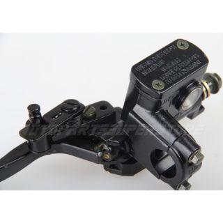 ATV Hydraulic Brake Master Cylinder Lever 50cc 70cc 90cc 110cc 125 150