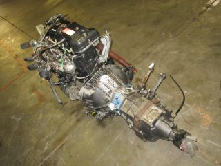 JDM Toyota 4Runner Pick Up Hilux Hiace 2L 2 4L Black Top Diesel Engine