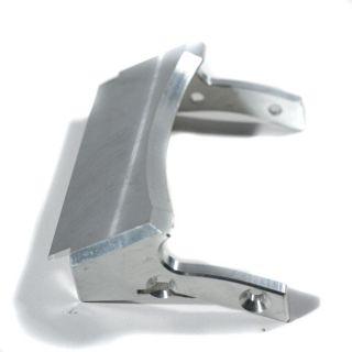 TGN Billet Spark Plug Cover in Silver for The HPI Baja 5B 5T 5SC