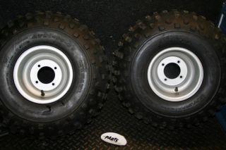 Yamaha Blaster YFS200 Rear Wheels Tires Rim Stock